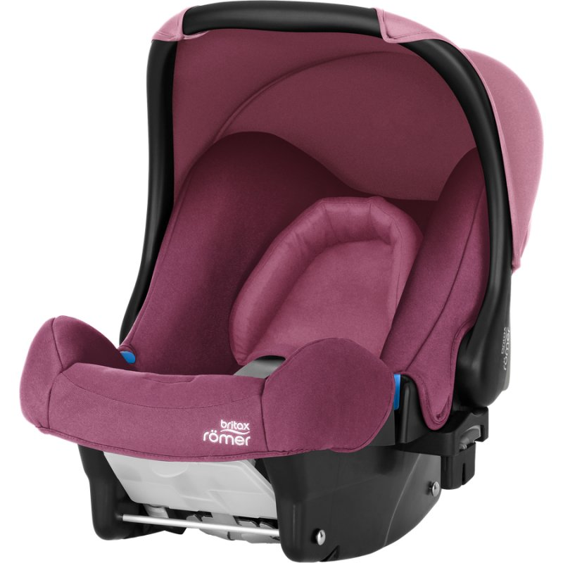 Image of   Britax Römer Autostol - Baby-safe 0-13kg - Flame Red