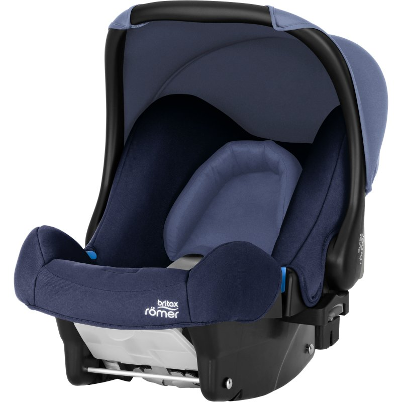 Image of   Britax Römer Autostol - Baby-safe 0-13kg - Moonlight Blue