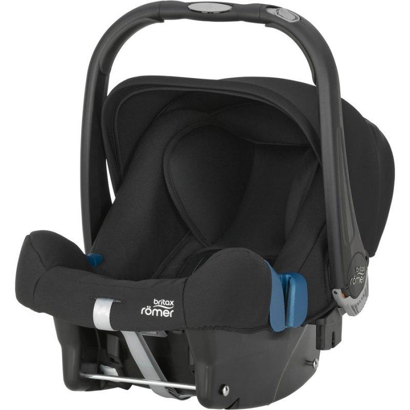 Image of   Britax Römer Autostol - Baby-safe Plus Shr Ii 0-13kg - Cosmos Black