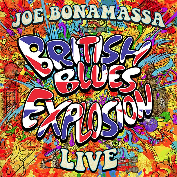 Image of   Joe Bonamassa - British Blues Explosion Live - Vinyl / LP