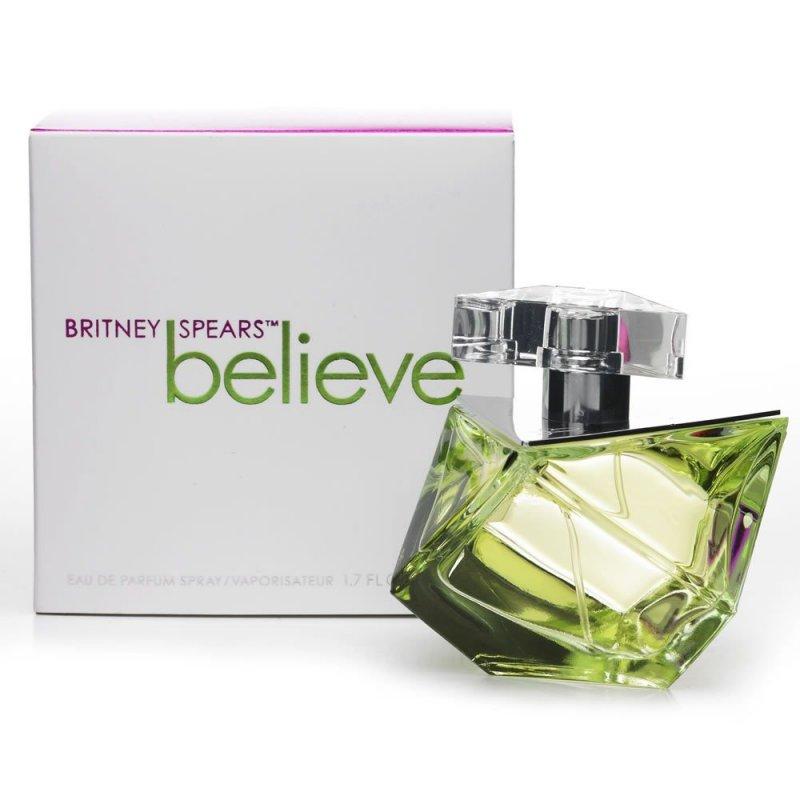 Image of   Britney Spears Believe - Eau De Parfum - 30 Ml.