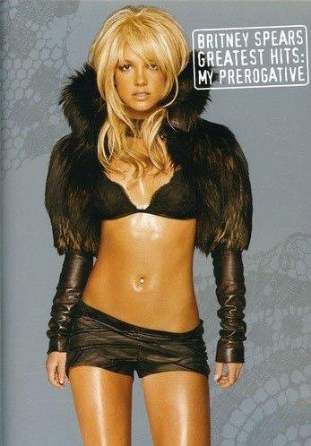 Image of   Britney Spears - Greatest Hits - My Prerogative - DVD - Film