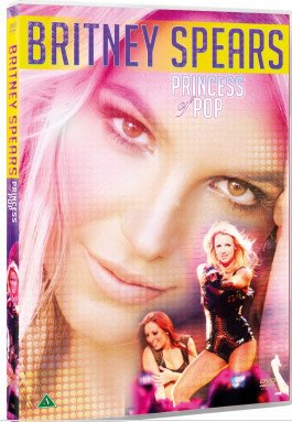Image of   Britney Spears Princess Of Pop - DVD - Film