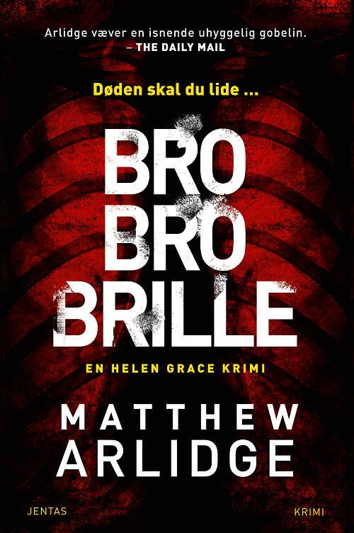 Image of   Bro Bro Brille - Matthew Arlidge - Cd Lydbog