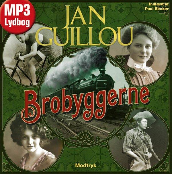 Image of   Brobyggerne - Jan Guillou - Cd Lydbog