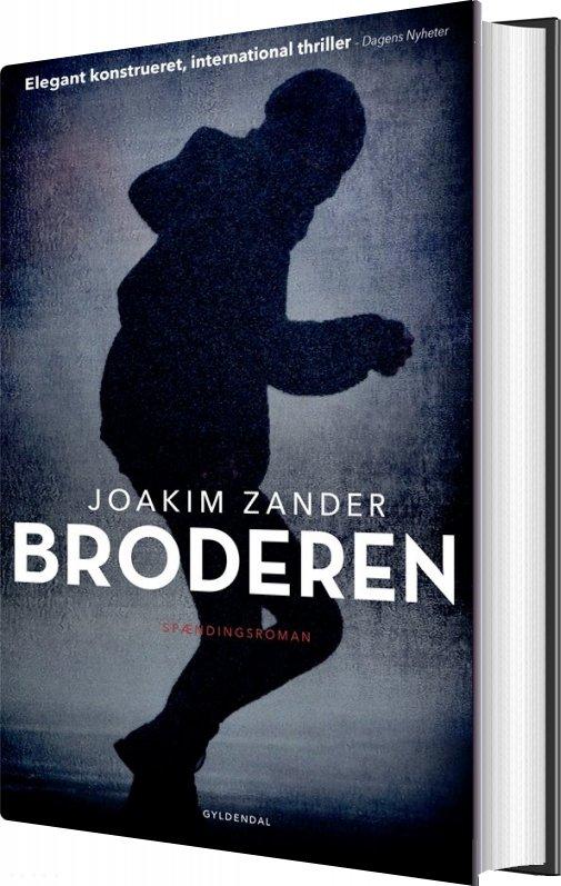 Image of   Broderen - Joakim Zander - Bog