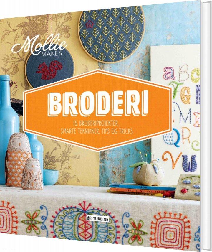 Image of   Broderi - Lara Watson - Bog