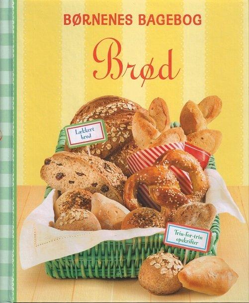 Image of   Brød - Abigail Wheatley - Bog