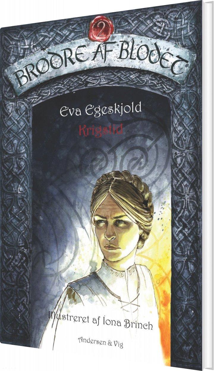 Image of   Brødre Af Blodet 2 - Eva Egeskjold - Bog
