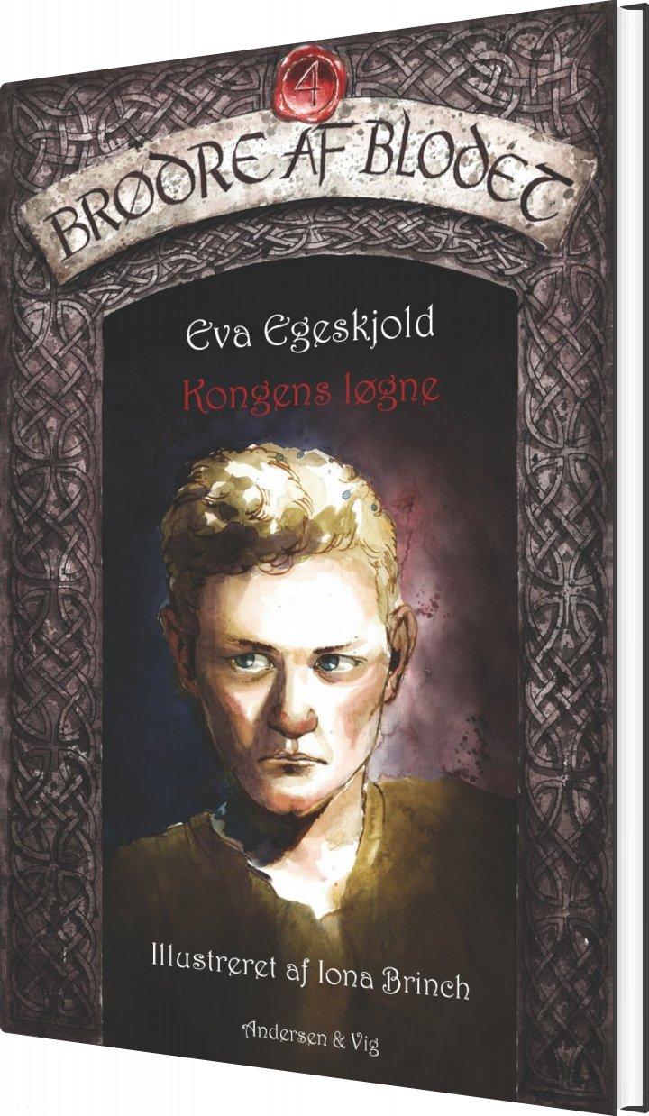 Brødre Af Blodet 4 - Eva Egeskjold - Bog