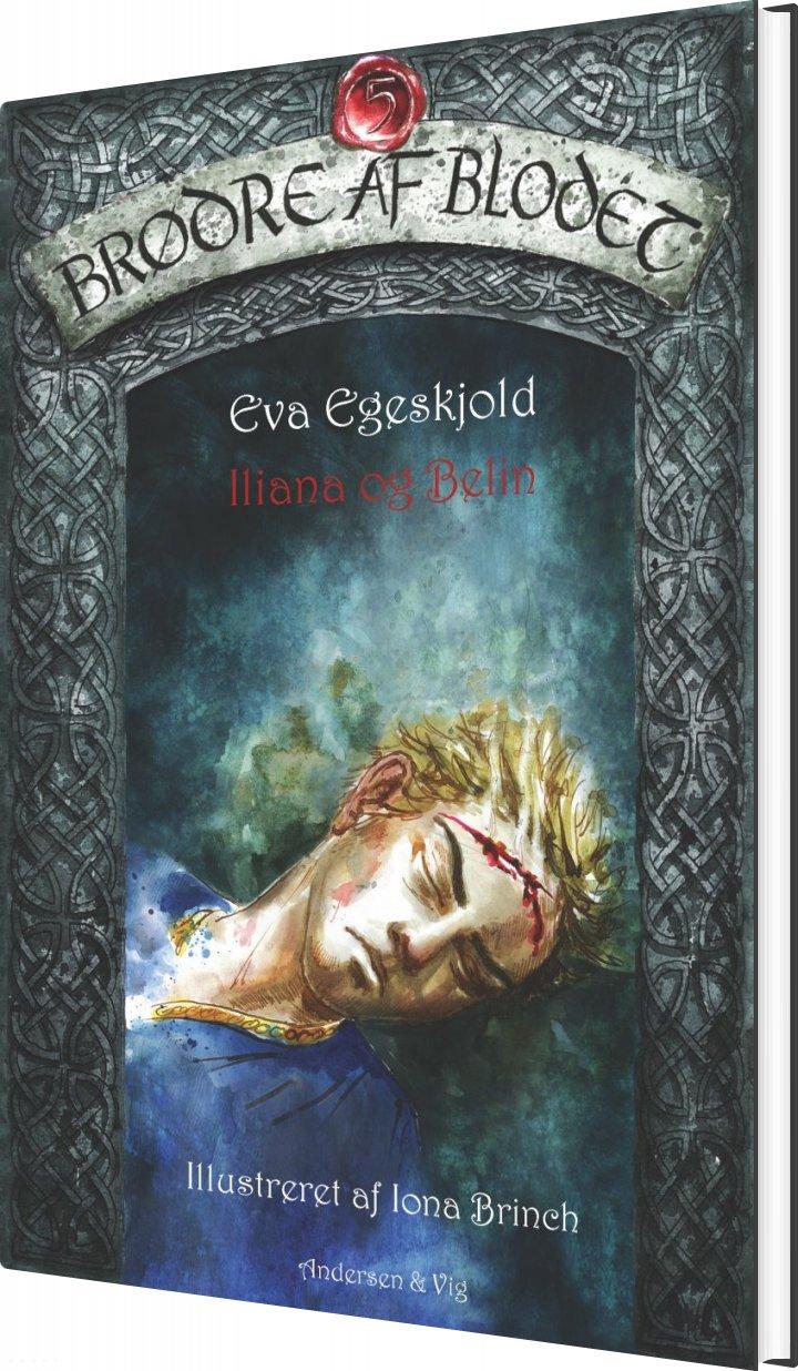 Image of   Brødre Af Blodet 5 - Eva Egeskjold - Bog