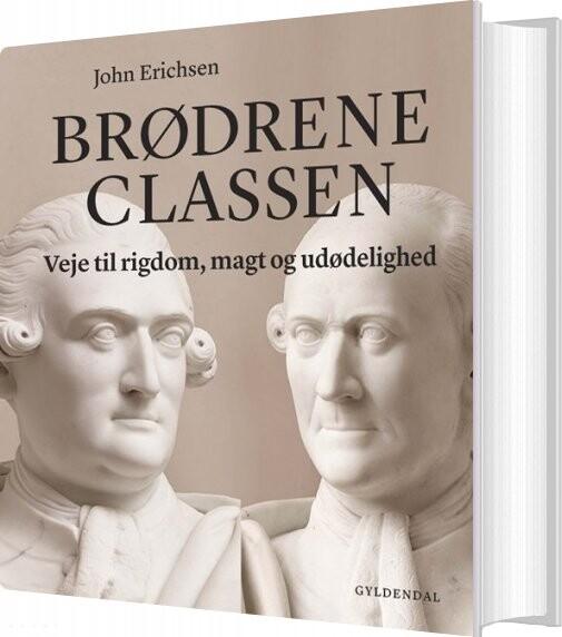 Billede af Brødrene Classen - John Erichsen - Bog