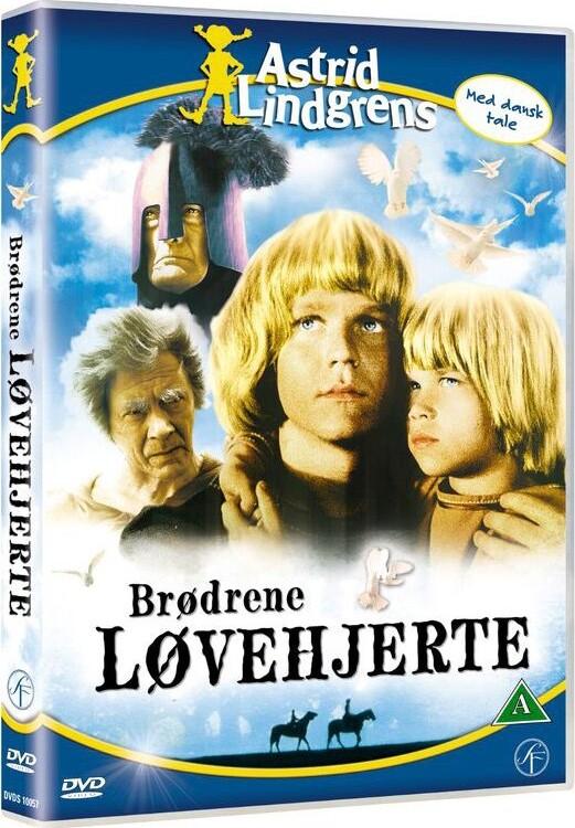Image of   Brødrene Løvehjerte - DVD - Film