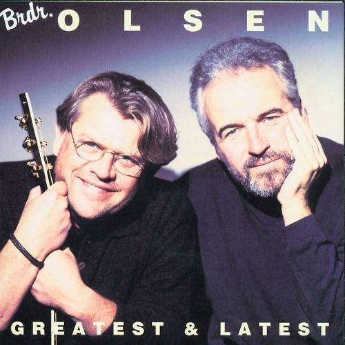 Image of   Brødrene Olsen - Greatest & Latest - CD