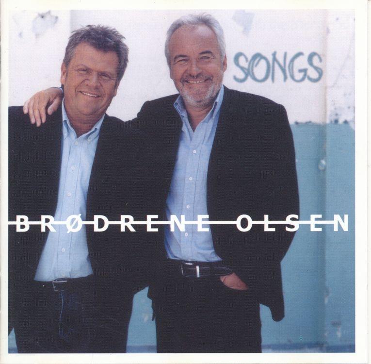 Image of   Brødrene Olsen - Songs - CD