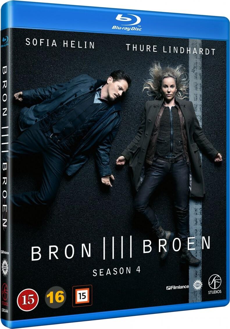 Billede af Broen - Sæson 4 - Blu-Ray - Tv-serie