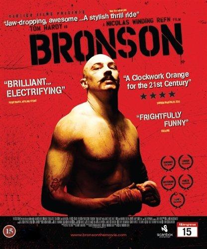 Image of   Bronson - DVD - Film