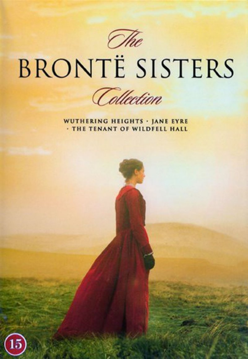 Jane Eyre // Wuthering Heights // The Tenant Of Windfell Hall - DVD - Film