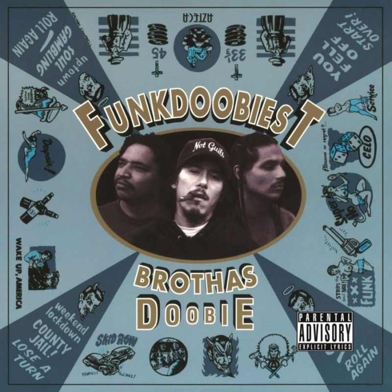 Funkdoobiest - Brothas Doobie - Vinyl / LP
