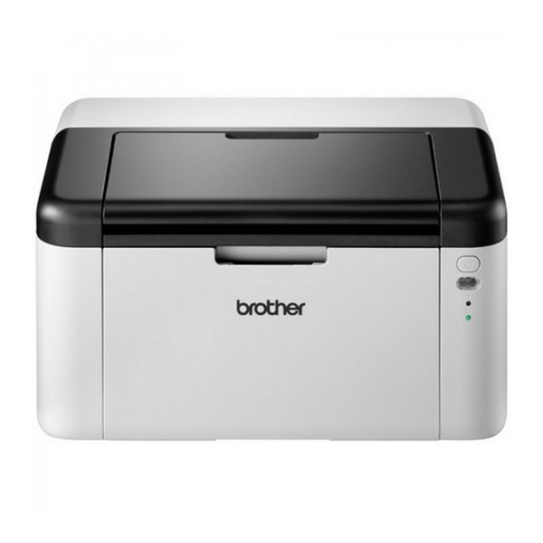 Image of   Brother Monochrome Laser Printer Hl-1210w - Wifi 32mb 2400x600 Dpi