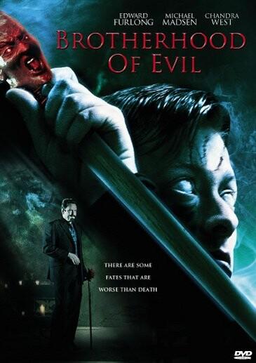 Image of   Brotherhood Of Evil - DVD - Film