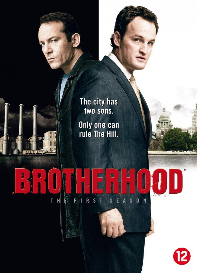 Image of   Brotherhood - Sæson 1 - DVD - Tv-serie