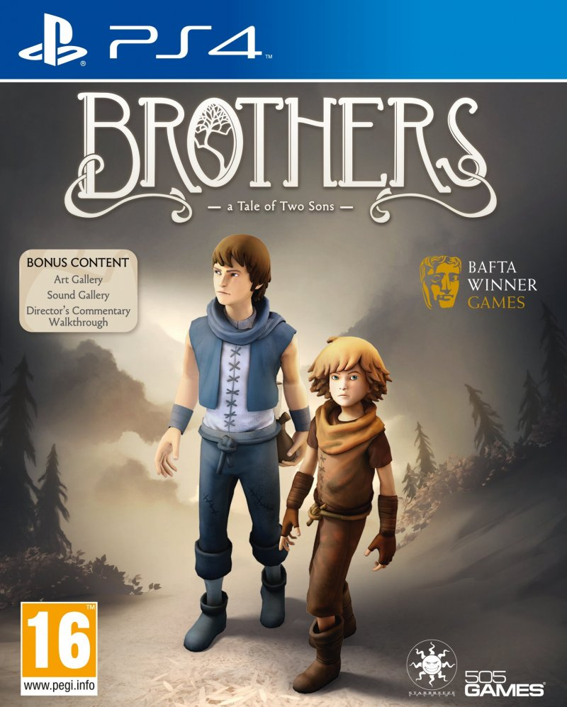Image of   Brothers - A Tale Of Two Sons - PS4