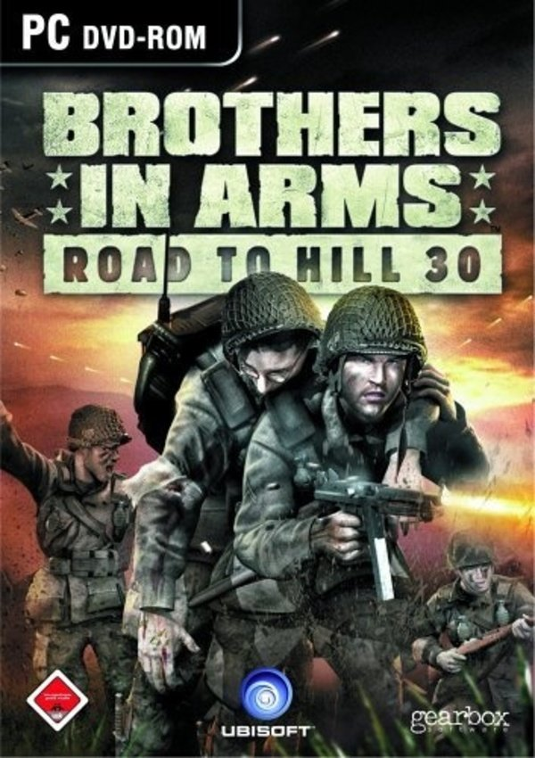 Image of   Brothers In Arms - Road To Hill 30 - Dk - PC
