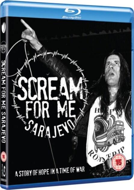 Billede af Bruce Dickinson - Scream For Me Sarajevo - Blu-Ray
