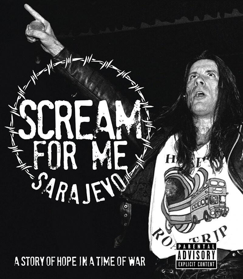 Image of   Bruce Dickinson - Scream For Me Sarajevo - DVD - Film