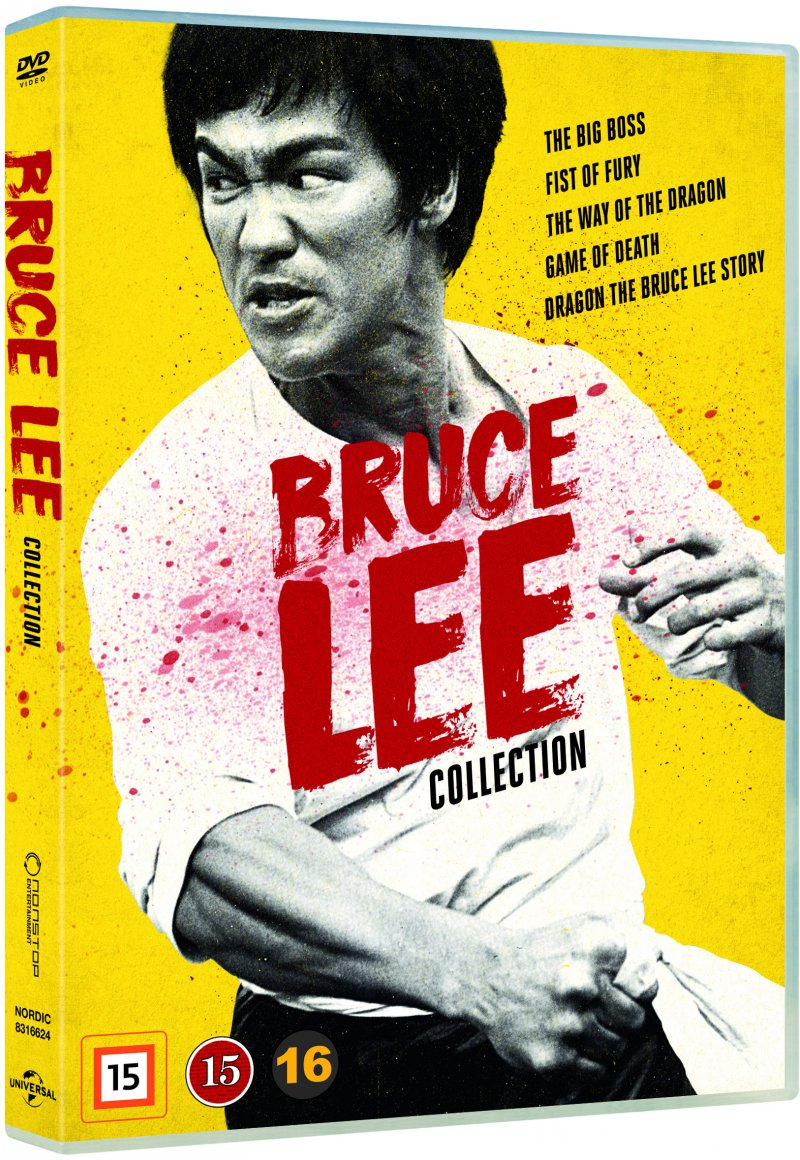 Image of   Bruce Lee Collection - DVD - Film