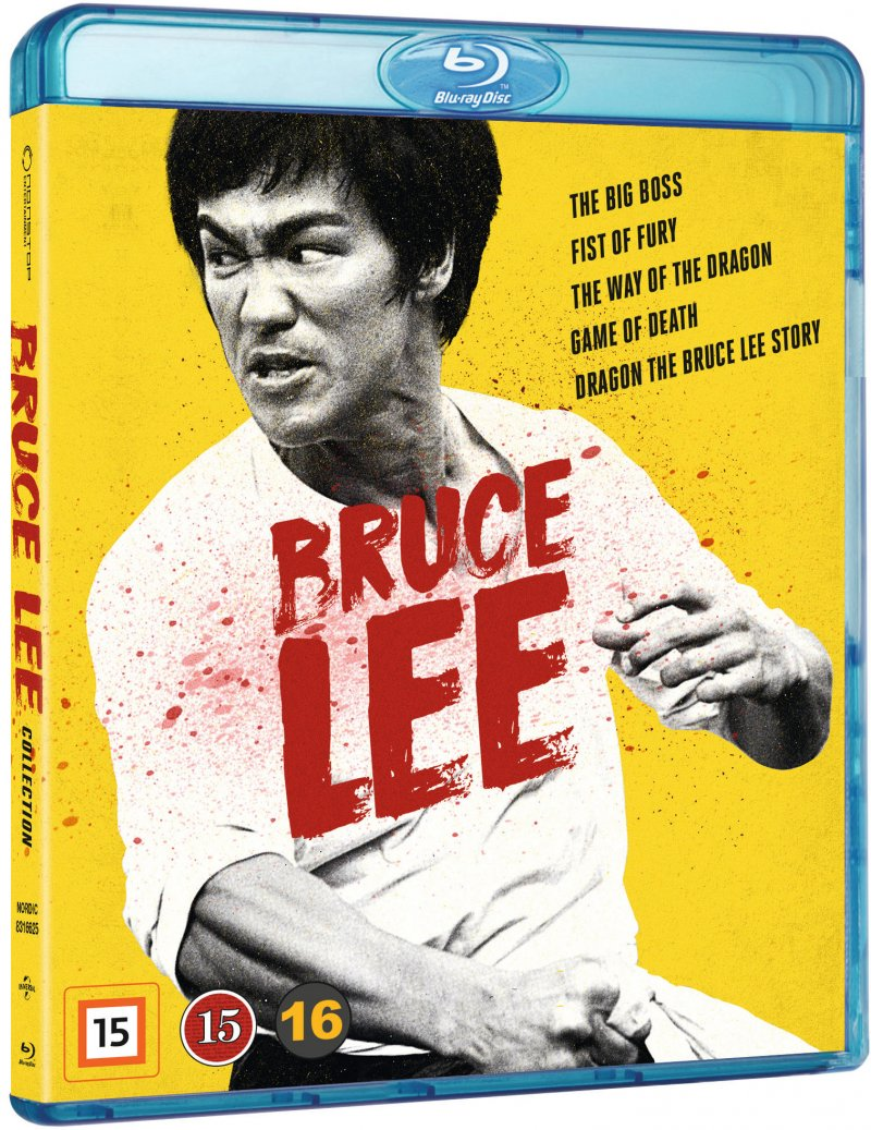 Image of   Bruce Lee Collection - Blu-Ray