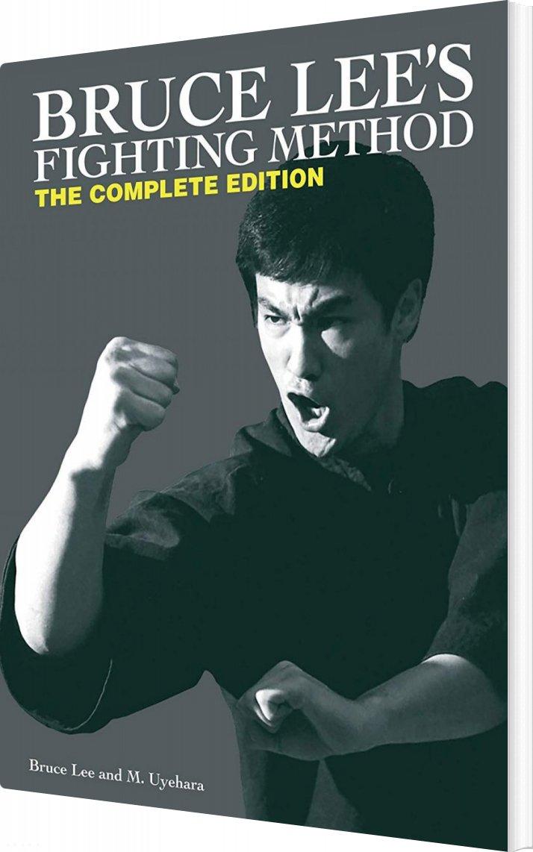 Bruce Lee´s Kampmetode, Selvforsvars-teknik, Bog 1 - Bruce Lee - Bog