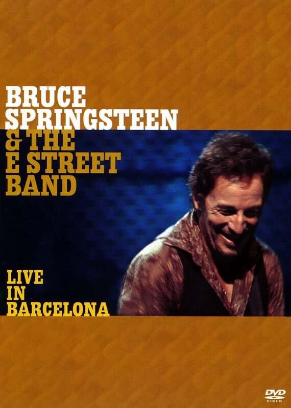 Image of   Bruce Springsteen - Live In Barcelona - DVD - Film
