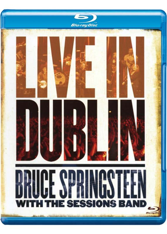 Image of   Bruce Springsteen - Live In Dublin - Blu-Ray