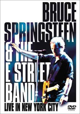 Bruce Springsteen - Live In New York City - DVD - Film