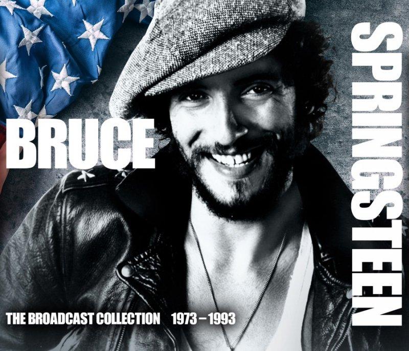 Billede af Bruce Springsteen - The Broadcast Collection 1973 - 1993 - CD