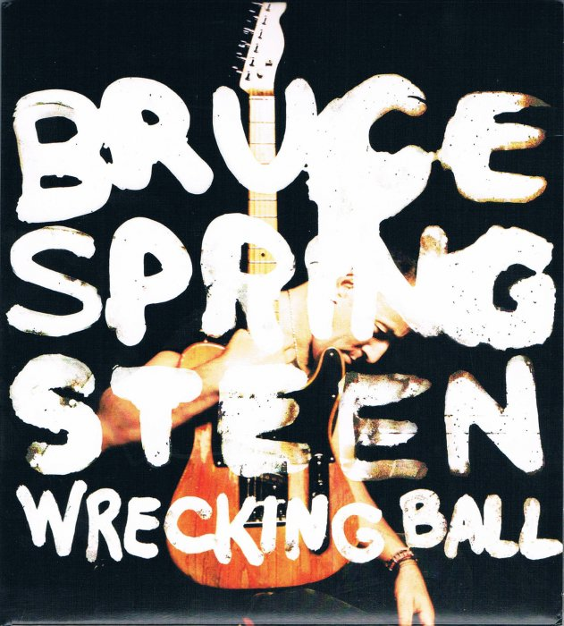 Image of   Bruce Springsteen - Wrecking Ball - Deluxe Edition - CD