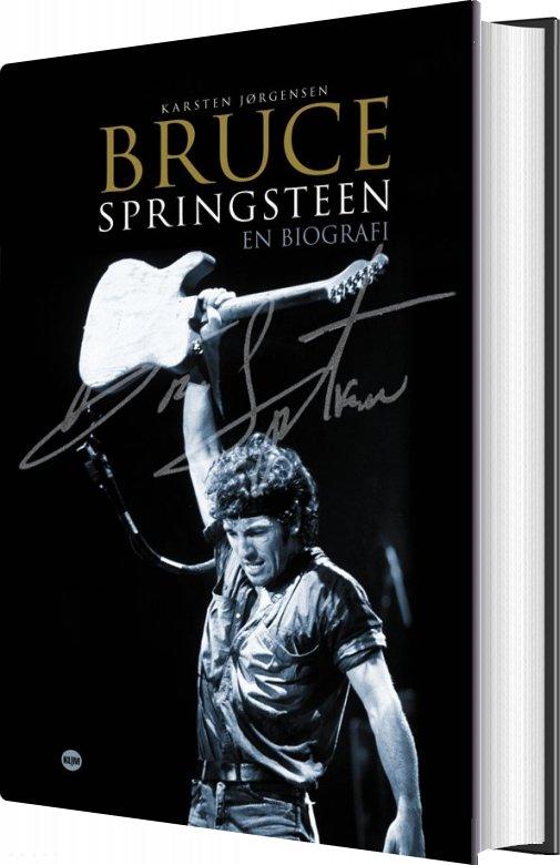 Billede af Bruce Springsteen - Karsten Jørgensen - Bog
