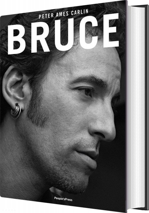 Image of   Bruce - Peter Ames Carlin - Bog