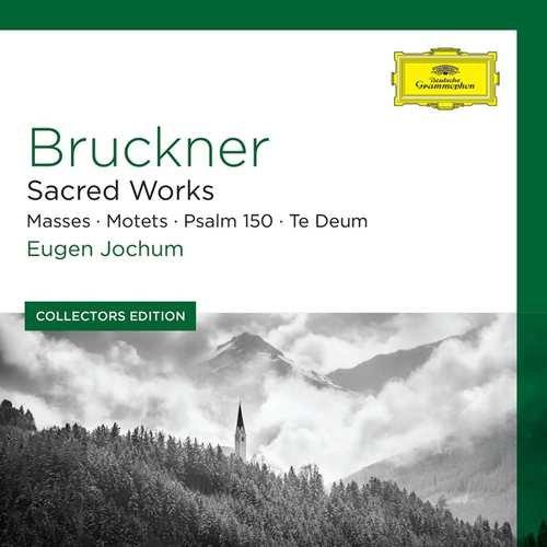 Image of   Eugen Jochum - Bruckner (4cd) - CD
