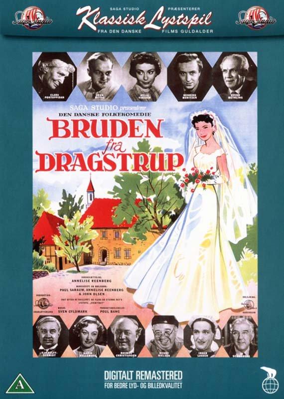 Image of   Bruden Fra Dragstrup - DVD - Film
