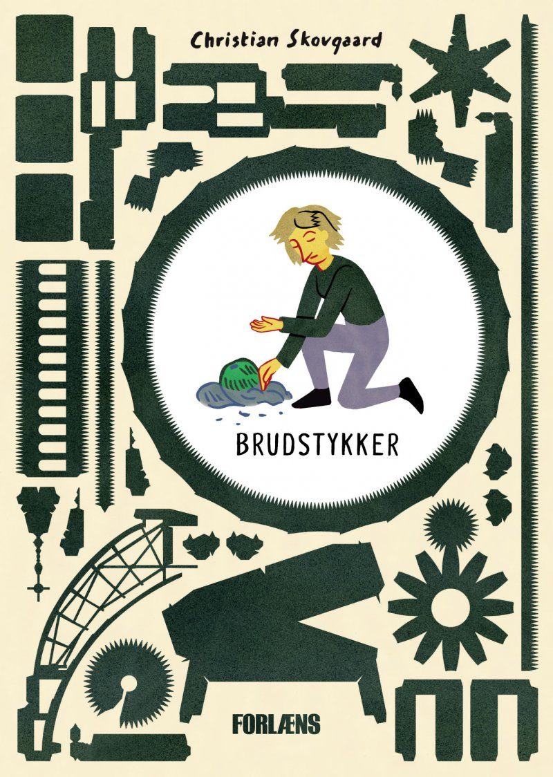 Image of   Brudstykker - Christian Skovgaard - Tegneserie