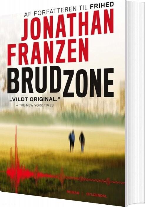 Brudzone - Jonathan Franzen - Bog