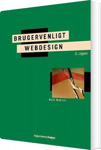 Image of   Brugervenligt Webdesign - Rolf Molich - Bog