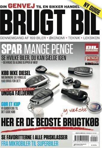 Billede af Brugtbil Guiden 2012 - Steen Bachmann - Bog