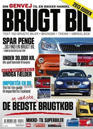 Billede af Brugtbil Guiden 2013 - Steen Bachmann - Bog
