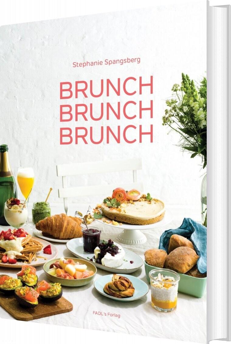 Image of   Brunch, Brunch, Brunch - Stephanie Bang - Bog