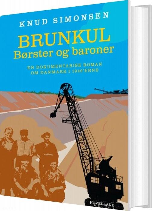 Brunkul - Knud Simonsen - Bog