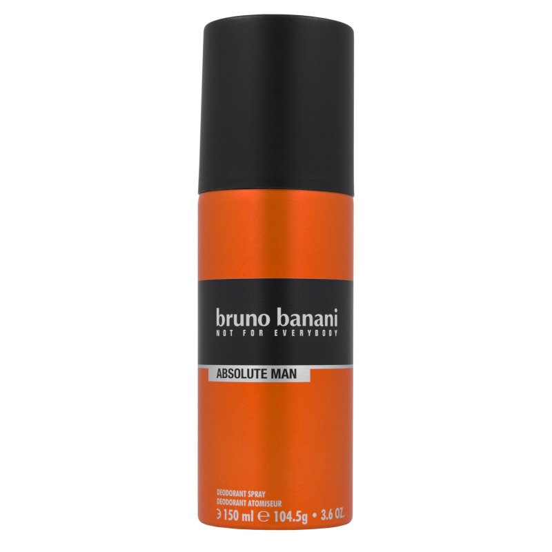 Image of   Bruno Banani Deodorant Spray - Absolute Man - 150 Ml.
